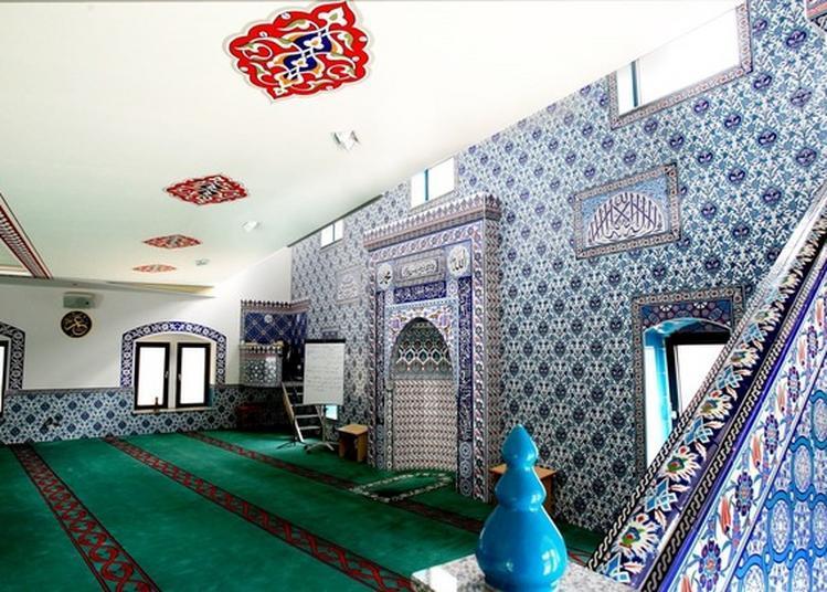 Découverte D'une Mosquée à Metz