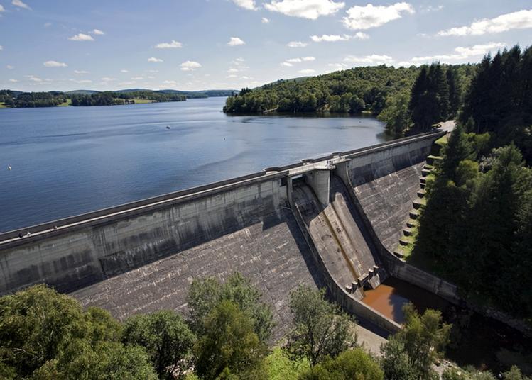 Découverte D'une Usine Hydroélectrique Edf à Peyrat le Chateau