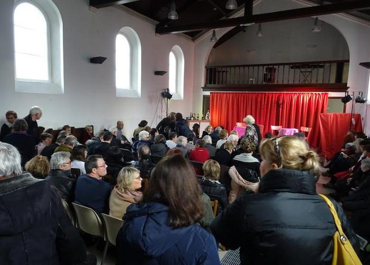 Découverte De L'ancienne Chapelle, Transformée En Centre Socio-culturel à Yerres