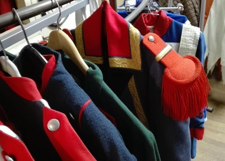Découverte De L'atelier De Confection Des Costumes Historiques à La Souterraine