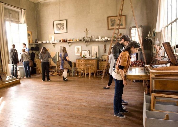 Découverte De L'atelier De Paul Cézanne à Aix en Provence