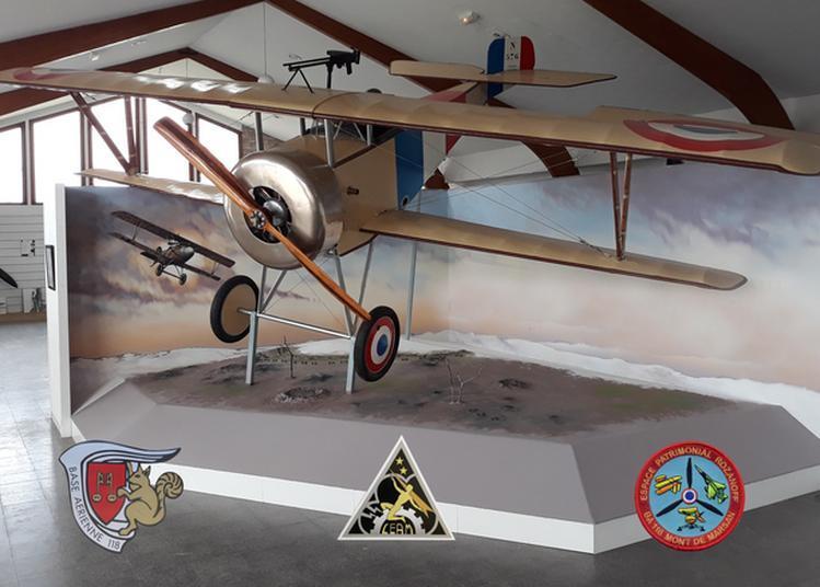 Découverte De L'aviation De Chasse à Mont de Marsan