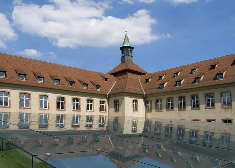 Découverte De L'ecole Nationale D'administration (ena) à Strasbourg