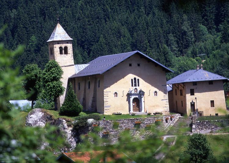 Découverte De L'église à Champagny en Vanoise