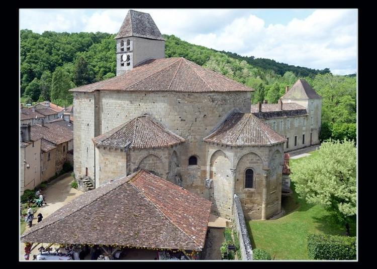 Découverte De L'église à Saint Jean de Cole
