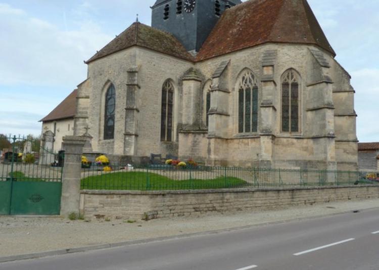 Découverte De L'église De Brienne-la-vieille à Brienne la Vieille