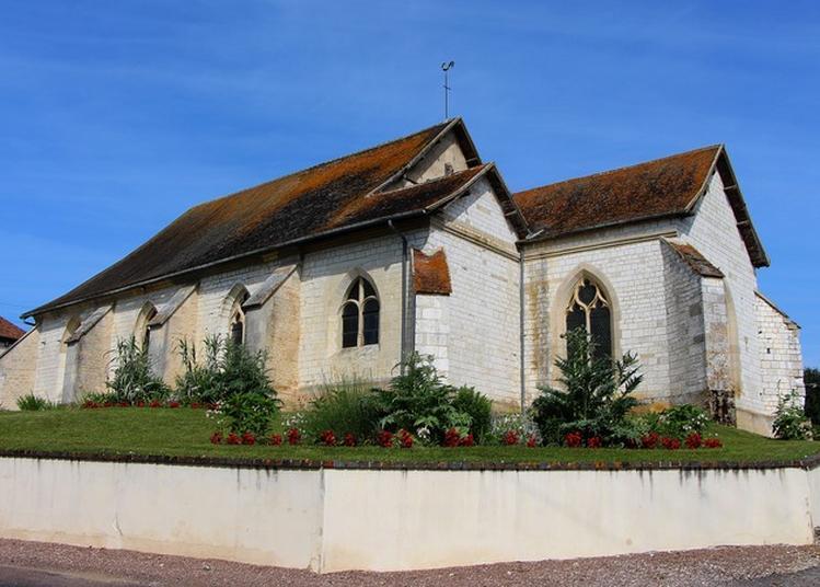 Découverte De L'église De Montgueux