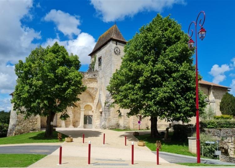 Découverte De L'église De Sourzac