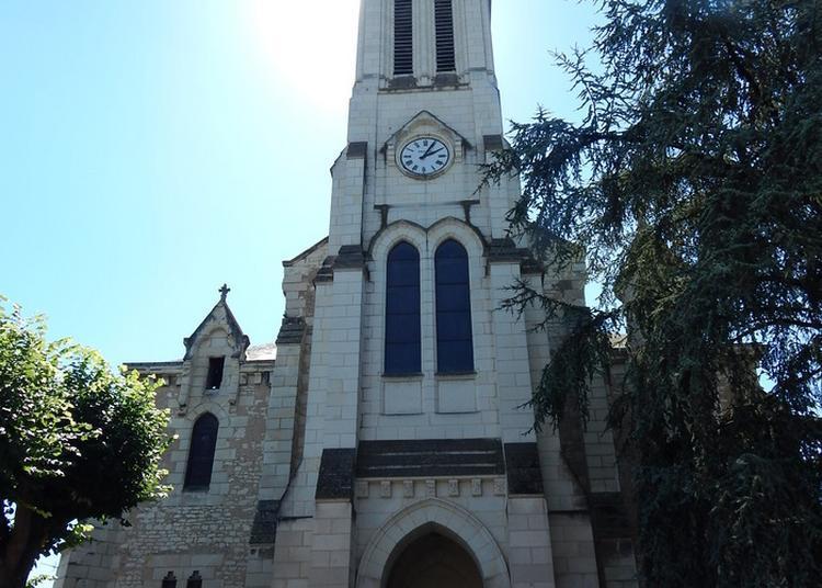 Découverte De L'église Et De Sa Cloche à Chatellerault