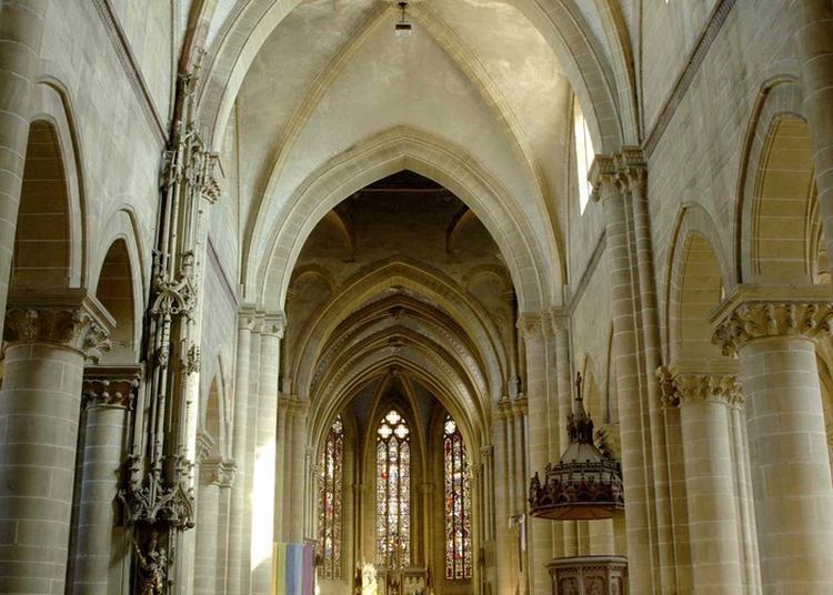 Découverte De L'église Notre-dame à Rouffach
