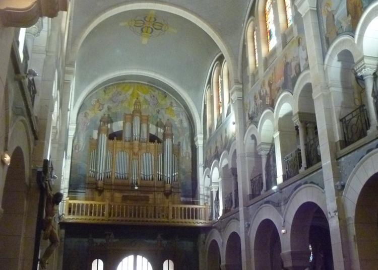 Découverte De L'église Notre-dame D'annonay à Annonay