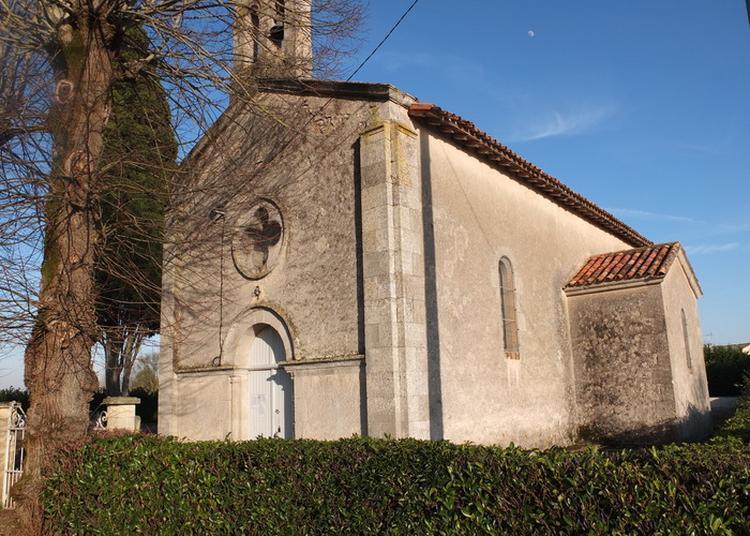 Découverte De L'église Saint-brice à Bourran