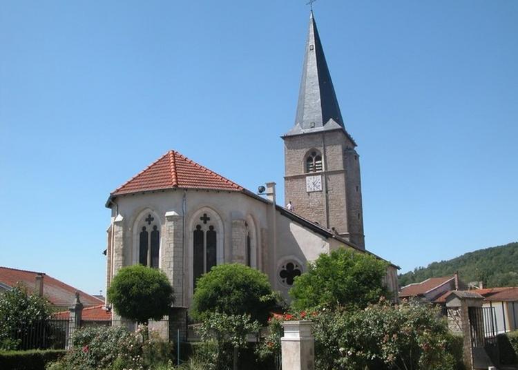 Découverte De L'église Saint-christophe à Lay saint Christophe