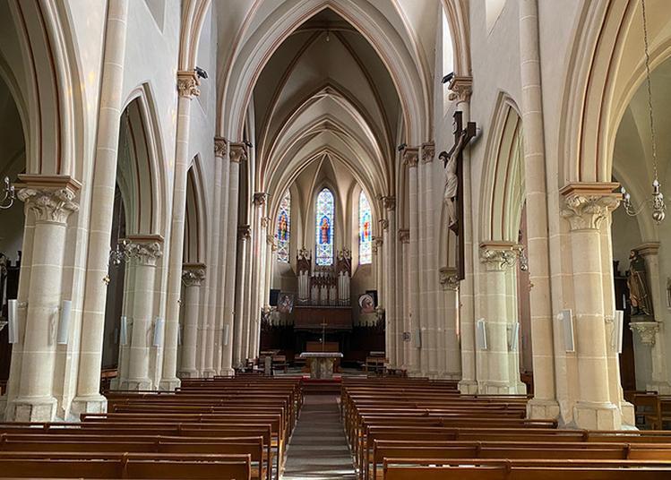 Découverte De L'église Saint-françois D'annonay à Annonay