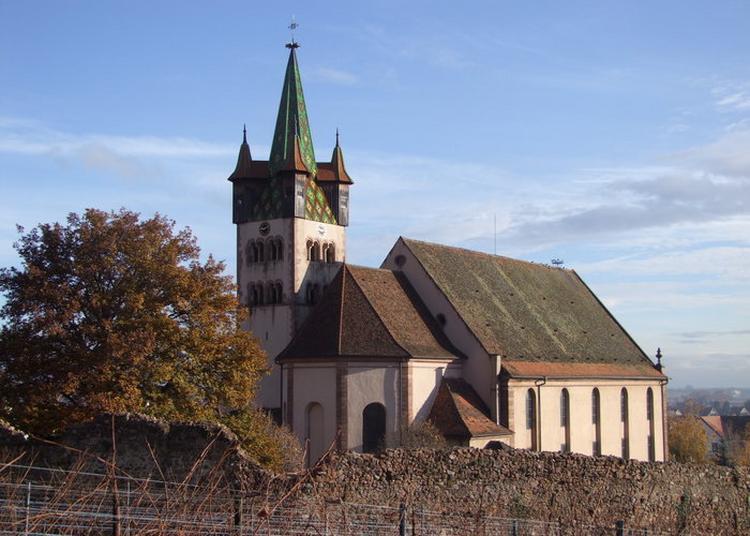 Découverte De L'église Saint-georges à Chatenois