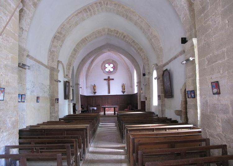 Découverte De L'Église Saint-germain Et De Son Clocher à Pernand Vergelesse
