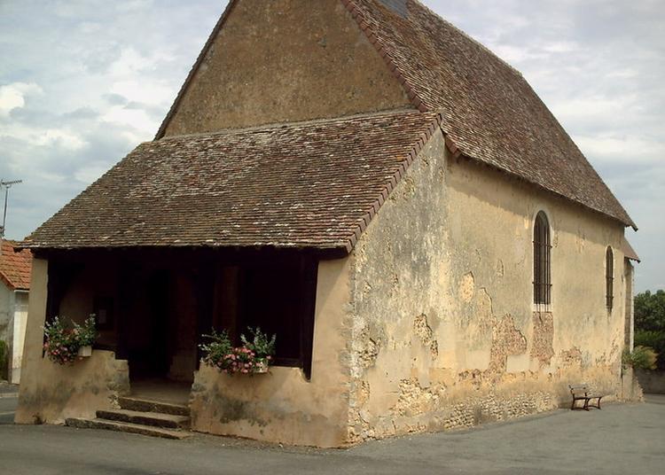 Découverte De L'église Saint-gilles De Champaissant à Saint Cosme en Vairais
