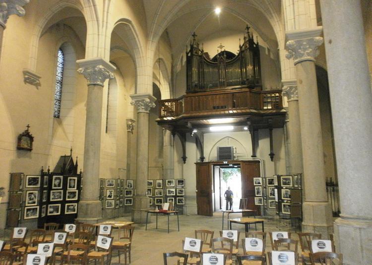 Découverte De L'église Saint-joseph D'annonay à Annonay