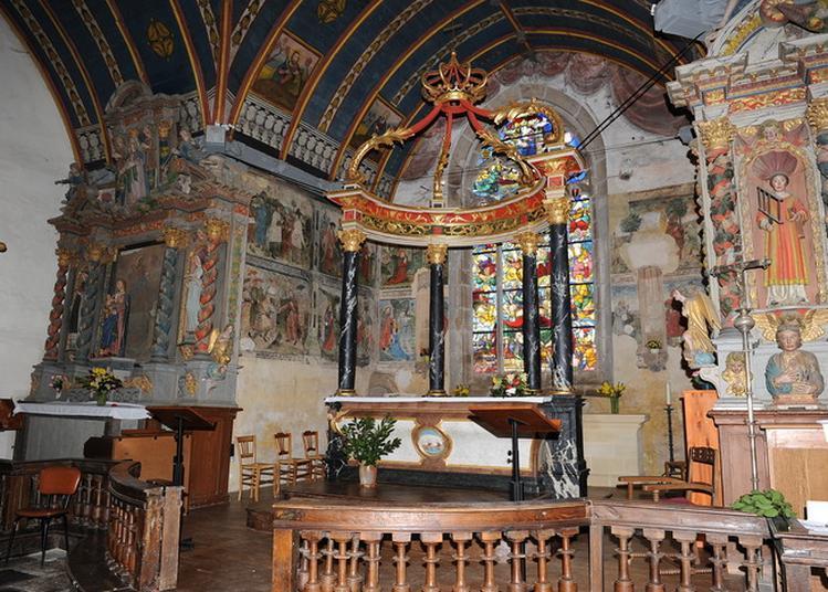 Découverte De L'église Saint-mériadec De Stival à Pontivy