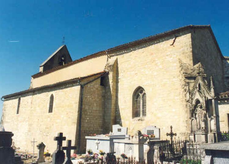 Découverte De L'église Saint-pierre à Douzains
