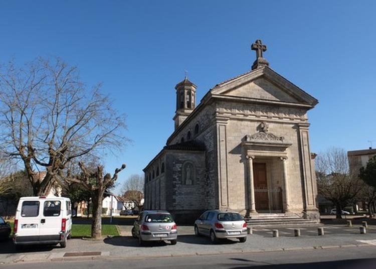 Découverte De L'église Saint-pierre à Tonneins