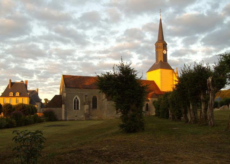 Découverte De L'eglise Saint-siméon à Menou