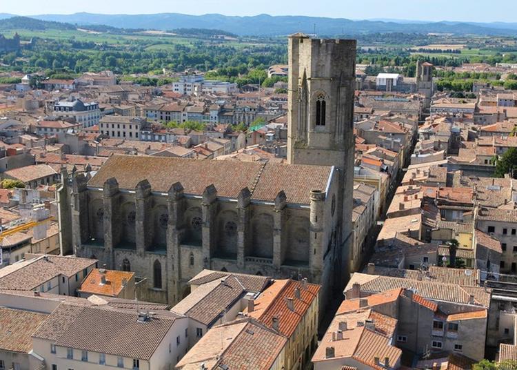 Découverte De L'église Saint-vincent à Carcassonne