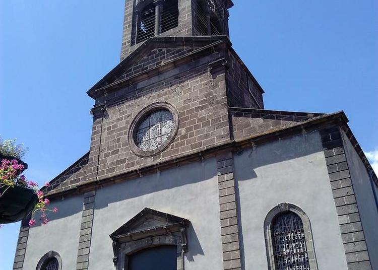 Découverte De L'église Sainte-anne à Châtel Guyon