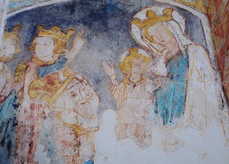 Découverte De L'église Sainte-marie à Bourg des Maisons