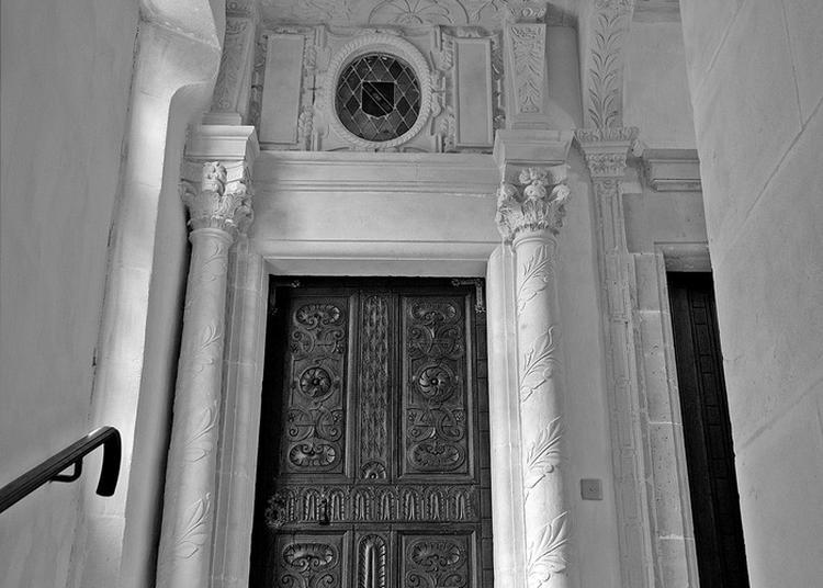 Découverte De L'escalier Renaissance à Neufchateau