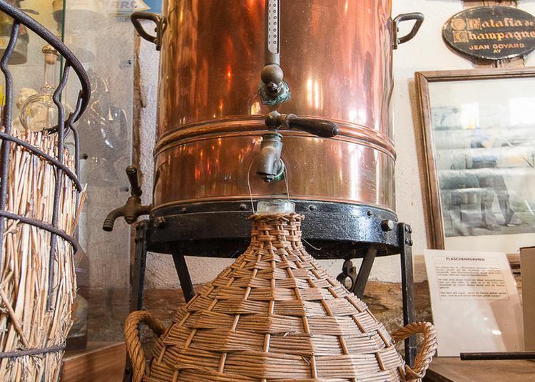 Découverte De L'histoire Des Liqueurs De France à Lapoutroie