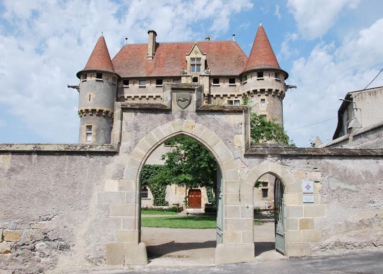 Découverte De L'histoire Du Château à Saint Amant Tallende
