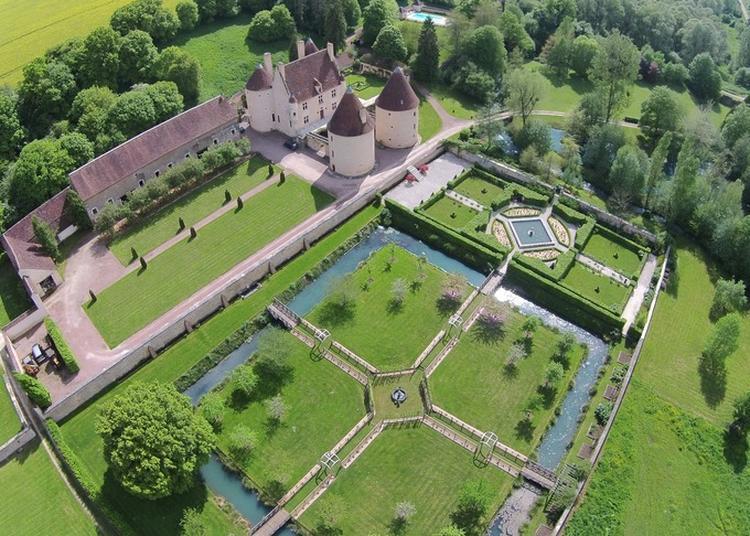 Découverte De L'histoire Du Château De Corbelin à La Chapelle saint Andre