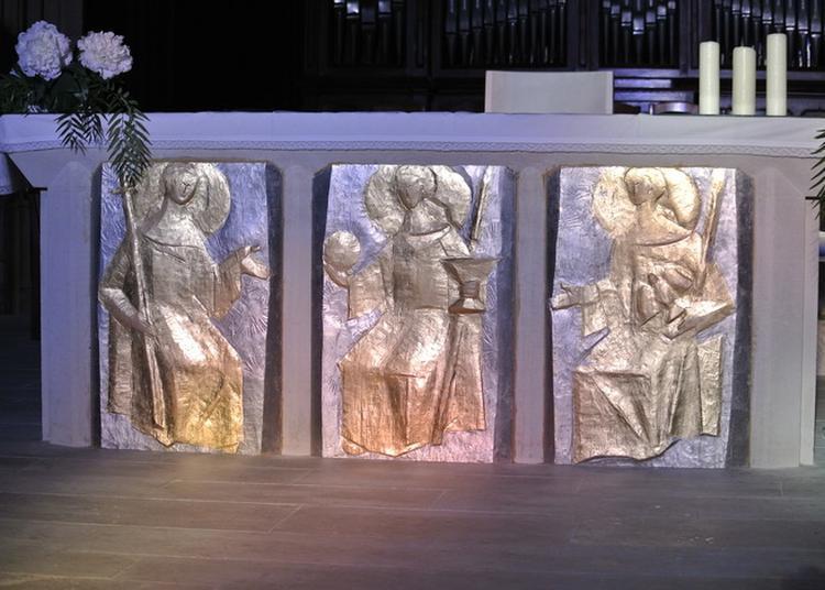 Découverte De L'oeuvre Du Sculpteur Dominique Kaeppelin à Bordeaux
