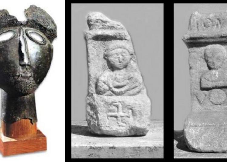 Découverte De L'oppidum Protohistorique Et Gallo-romain De Montsérié à Montserie