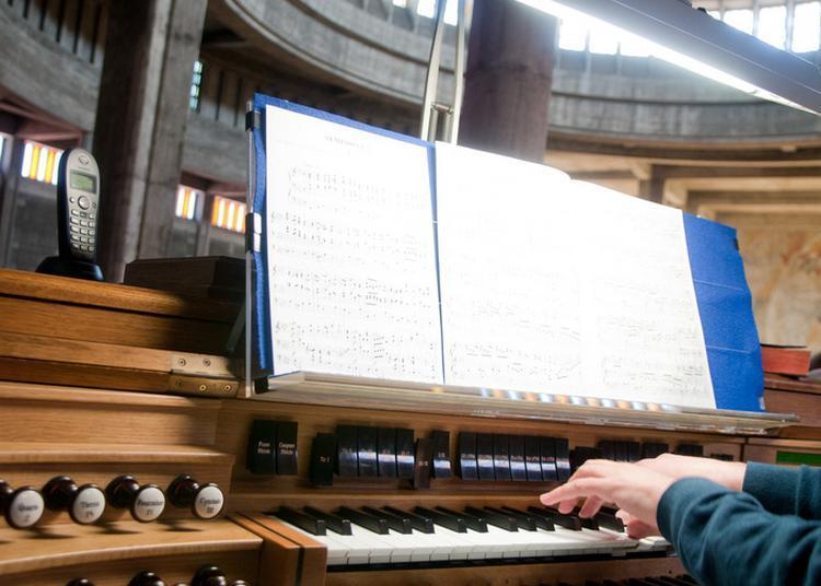 Découverte De L'orgue De L'église Notre-dame-de-victoire à Lorient