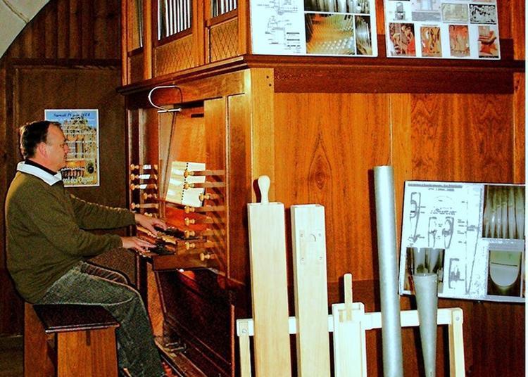 Découverte De L'orgue De L'église Saint-germain à Bort les Orgues