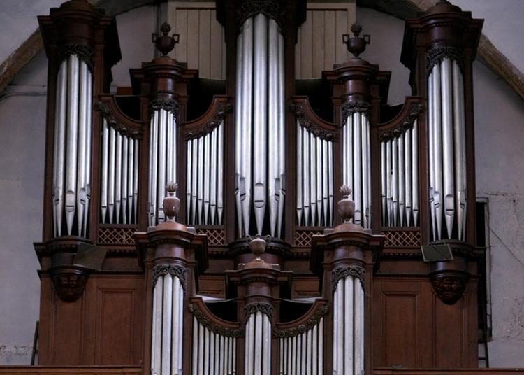 Découverte De L'orgue De L'église Saint-martin à Baume les Dames