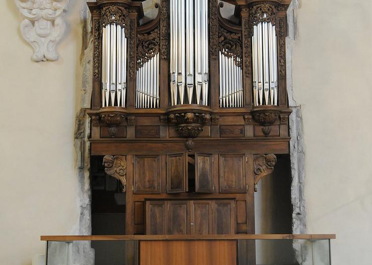 Découverte De L'orgue De La Sainte-chapelle à Chambery