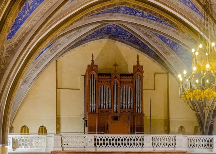 Découverte De L'orgue Puget Et Concert à Plaisance du Touch