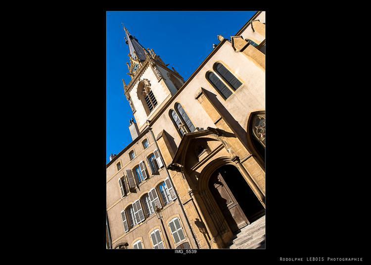 Découverte De L'une Des Plus Anciennes Églises Et Paroisses Catholiques De La Ville à Metz
