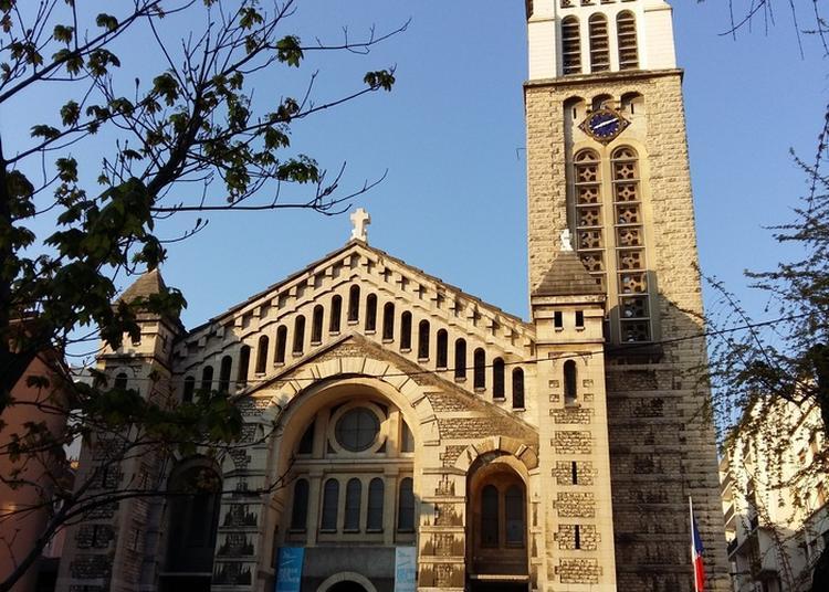 Découverte De La Basilique Saint-joseph De Grenoble : Histoire, Architecture, Art Sacré.