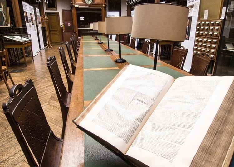 Découverte De La Bibliothèque Et De Ses Collections à Paris 7ème