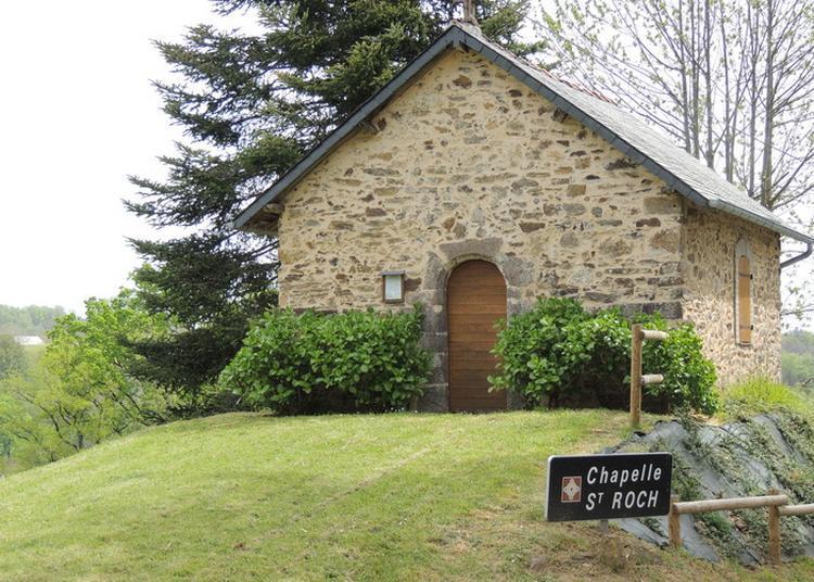 Découverte De La Chapelle à Saint Sornin Lavolps
