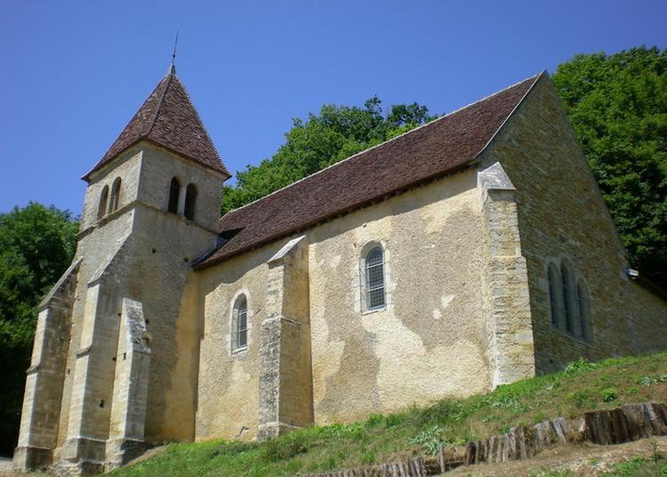 Découverte De La Chapelle De Corbelin à La Chapelle saint Andre