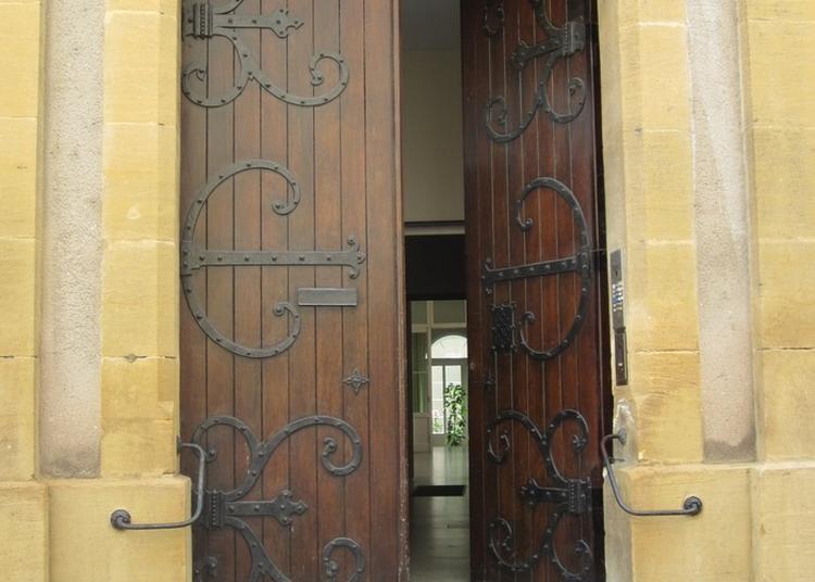 Découverte De La Chapelle De La Congrégation De La Maison Mère Sainte-chrétienne à Metz