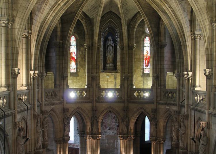 Découverte De La Chapelle Du Crous à Bordeaux