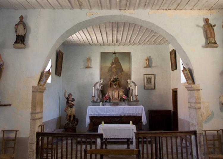 Découverte De La Chapelle Du Prélot à Champlitte