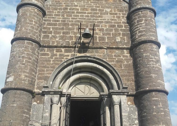 Découverte De La Chapelle Notre Dame De La Tête Ronde à Menou