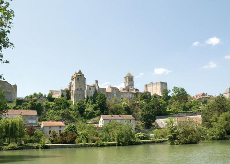 Découverte De La Cité Médiévale à Chauvigny